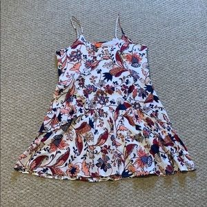 Joe Fresh Floral Dress